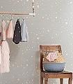 Twinkle,-mud-grey-Sterne-KinderTapeten-Gold-Grau-Weiß