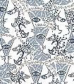 Union,-col.-01-Gesichter-Moderne-Muster-Blau-Grau-Weiß