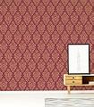 Valerius,-col.-5-Ornamente-Klassische-Muster-Barock-Rot