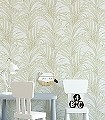 Veit,-col.01-Blätter-Art-Deco-1920er-Jahre-Gold-Weiß