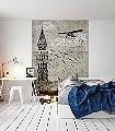 Venezia-Edition-Gebäude-Moderne-Muster-Grau-Schwarz