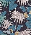 Vernazza,-col.-1-Blumen-Blätter-Florale-Muster-Blau-Gelb-Türkis-Schwarz