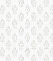 Verner,-col.-1-Ornamente-Klassische-Muster-Silber-Weiß-Creme