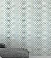 Verner,-col.-3-Ornamente-Klassische-Muster-Türkis-Creme