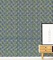 Vertigo,-col.04-Punkte-Moderne-Muster-Blau-Gold-petrol