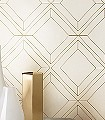 Vico,-Gold-Kachel-Quadrate/Rechtecke-Moderne-Muster-Gold-Creme