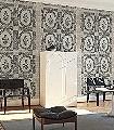 Victor,-col.01-Ornamente-Stein-Patina-Moderne-Muster-FotoTapeten-Grau-Schwarz-Hellbraun