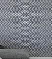 Viola,-col.-1-Rauten-Klassische-Muster-Grau-Weiß