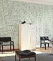 Vivid,-mint-Streifen-Moderne-Muster-Schwarz-Weiß-mint