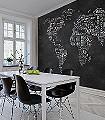 WANDERLUST-Welt-FotoTapeten-Schwarz-Weiß