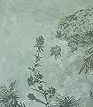 WHIFF-Blumen-Florale-Muster-FotoTapeten-Grün