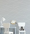 Wellen,-col.-3-Wellen-Moderne-Muster-Grau-Weiß