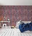 Wenda,-col.03-Schemen/Silhouetten-Moderne-Muster-Rot-Grau-Anthrazit