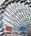 Wheel,-petrol-Gegenstände-FotoTapeten-Blau-Anthrazit-Hellblau