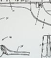 White-Edition-B2-Gegenstände-Moderne-Muster-Schwarz-Weiß