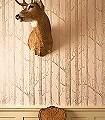 Woods-No.-24-Bäume-Moderne-Muster-Gold-Rosa