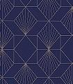 Yves,-col.72-Graphisch-Grafische-Muster-Blau