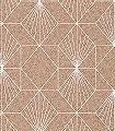 Yves,-col.81-Graphisch-Grafische-Muster-Art-Deco-Ocker
