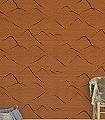 Zaide,-col.02-Naturfaser-Berge-Textil-&-NaturTapeten-Braun-Orange