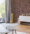 Zebra-mural,-col.-05-Tierhaut-Fauna-Moderne-Muster-FotoTapeten-Anthrazit-Hellbraun