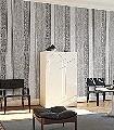 Zenobius,-col.-1-Streifen-Patchwork-Stoff-Teppich-Moderne-Muster-Silber-Anthrazit-Creme