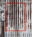 belles-matieres,-Motif.-11-Bilderrahmen-Moderne-Muster-FotoTapeten-Rot-Grau-Braun