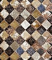 chess,-col.02-Kachel-Quadrate/Rechtecke-Moderne-Muster-Schwarz-Creme-Ocker-Hellbraun