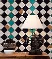 chess,-col.03-Kachel-Quadrate/Rechtecke-Moderne-Muster-Blau-Türkis-Creme-Hellbraun
