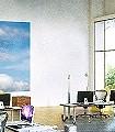 clouds---Jazzis-View--Gegenstände-Wolken-Moderne-Muster-FotoTapeten-Blau-Weiß-Multicolor