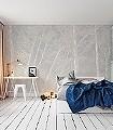 forrest-white-Bäume-Äste-Moderne-Muster-Weiß