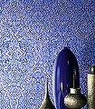 Aida,-col.01-Ornamente-Paisley-Orientalisch-Blau-Silber