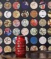 Archive,-Geffry-No.1-Punkte-Collage-Moderne-Muster-Schwarz-Multicolor