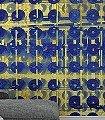 Bocholt-Gold-Spin- -Textile-History- -Ingo-Krasenbrink-Design--FotoTapeten