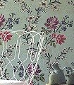 Edana-Blumen-Patina-Florale-Muster-Multicolor-mint
