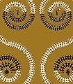 Harvest-Dance,-curry-Ornamente-Figuren-Moderne-Muster-Orientalisch