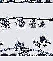 Indian-Safari,-blue-Tiere-Landschaft-KinderTapeten