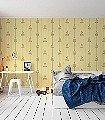 Irena,-col.18-Jugendstil-Klassische-Muster-Jugendstil-Gelb-Orange-Ocker-mint