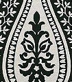 Kamini,-col.-01-Ornamente-Paisley-Klassische-Muster-Orientalisch-Silber-Schwarz