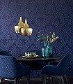 Kim,-col.08-Ornamente-Stoff-Klassische-Muster-Barock-Blau