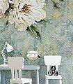 LA-ROSA-Blumen-Florale-Muster-FotoTapeten-Multicolor