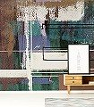 LIQUIDS-DRIPPING-Collage-Moderne-Muster-FotoTapeten-Multicolor
