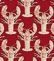 Lobster,-red-Tiere-Fauna-Rot