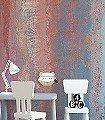 Morgentau-vertikal-2-Streifen-Farbverlauf-Moderne-Muster-Multicolor