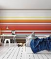 Motions,-suntrack-Moderne-Muster-Rot-Silber-Braun-Gelb