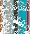 Octopus,-zandvoort-Streifen-Tiere-Moderne-Muster-Multicolor