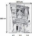 Pietra-Landschaft-Kunst-Zeichnungen-FotoTapeten
