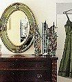 Rose-Dress,-green-Kleidung-Moderne-Muster-Creme-Multicolor