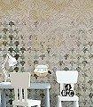 TESSELLO-Panel,-col.-2-Patina-Fassade-FotoTapeten-Multicolor