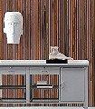 Timber-stripes-wallpaper,-col.-01-Holz-Moderne-Muster-Braun-Anthrazit