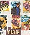 Tintin-Figuren-Comic-KinderTapeten